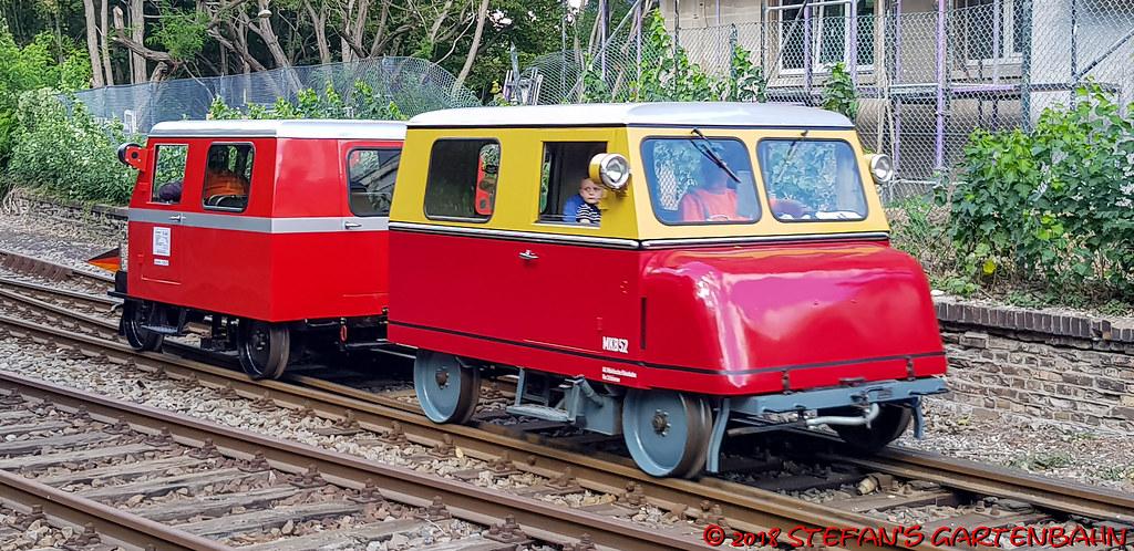 Motordraisine Alfred Der Berliner Eisenbahnfreunde Und M Flickr