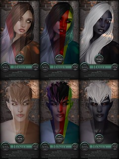 .:Soul:. - Hailey & Henley - System Skins & Head Appliers | by .:Charlie:. of .:Soul:.