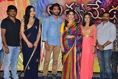 Aswamedham Movie Song Launching Stills