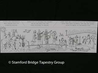 Panel 5 design | by Stamford Bridge Tapestry Project