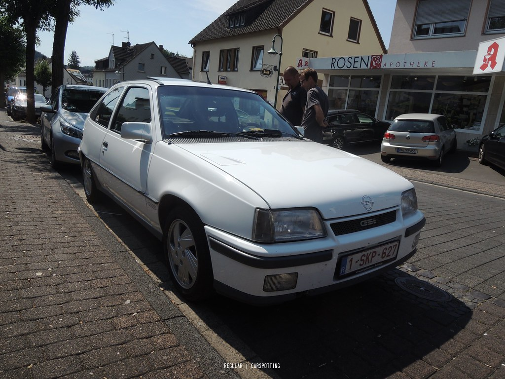 ... Opel Kadett E GSi | by regular carspotting