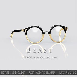 NEXOR - Beast Shadez - Ad | by Tyrell Banks