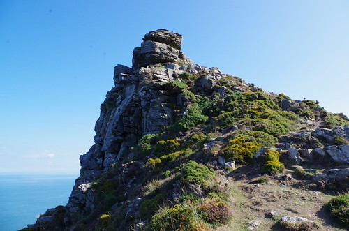Valley of the rocks Somerset | by caro-jon-son