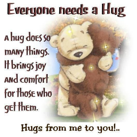 Friendship Quotes Everybody Needs A Hug Quotes Cute Quot Flickr