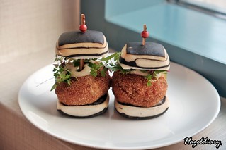 The Great Food Festival RWS-Crab Slider | by Hazeldiary