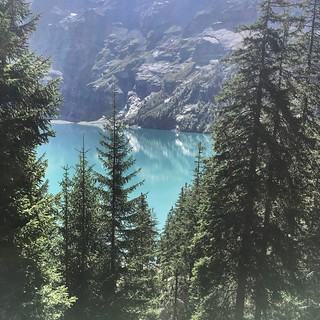 Am Oeschinensee | by habi