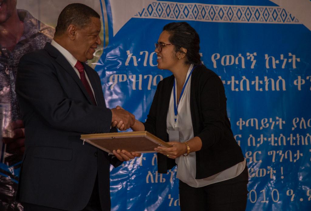 CRVS Day 2018 | Deputy Country Representative of UNICEF Ethi… | Flickr