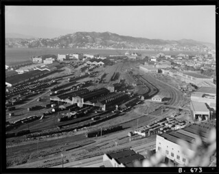 Wellington Yard, 1949 | by Archives New Zealand