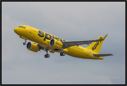 "A 320-271Neo - Spirit Airlines "" N913NK (F-WWBC) "" - c/n 7757  /  3394 