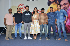 NannuDochukunduvate Movie Successmeet Stills