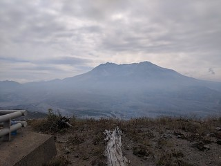 Solo Mt. St. Helens Ride: Pretty Smoky | by kfergos