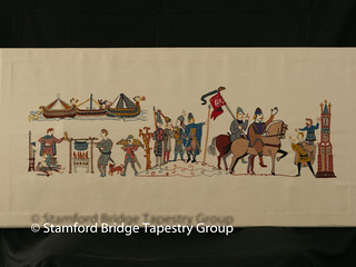 Panel 3 | by Stamford Bridge Tapestry Project
