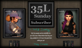 35LSunday / the whole weekend | by by Dolphin Ayres