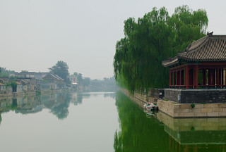 Moat around the Forbidden City, Beijing | by Bokeh & Travel