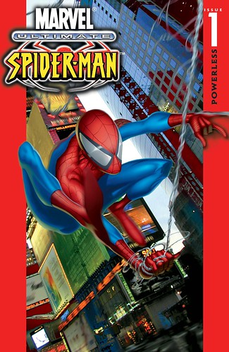 Ultimate Spider-Man (2000) #1 | by PlayStation.Blog