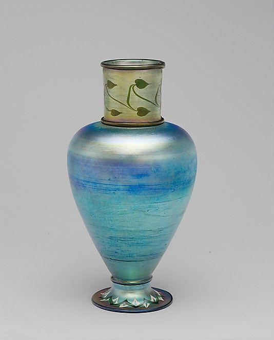 Vases Home Decor Louis Comfort Tiffany Vases Home De Flickr