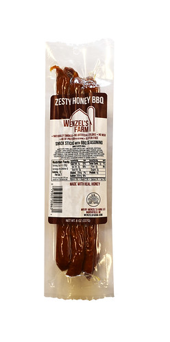 Zesty Honey BBQ Sticks | by Wisconsin Manufacturers & Commerce