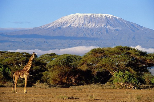 Mountain Kilimanjaro | by Global Landscapes Forum