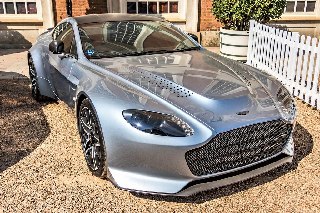2018 Aston Martin V12 Vantage V600 Coupe Concours Of Ele Flickr