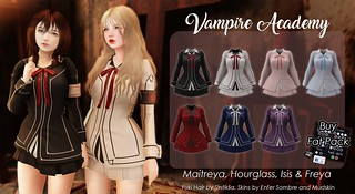 Vampire Academy Uniform | by Faris Minamino {Cute or Die! owner}