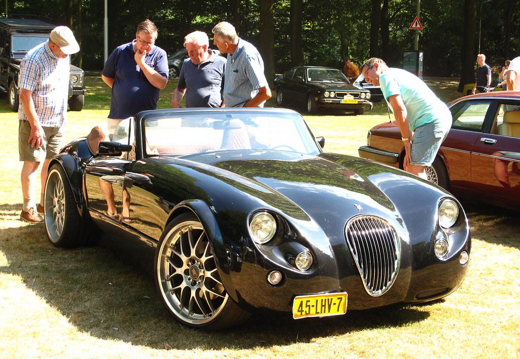 2006 Wiesmann Roadster Mf3 Oldtimer Day Berkel Enschot Flickr