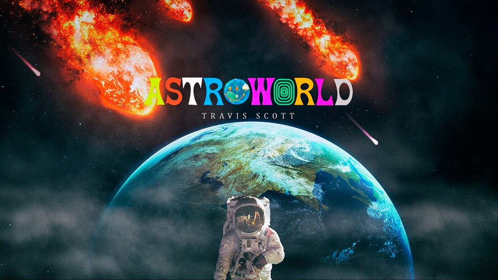 Astroworld Wallpaper New Wallpapers