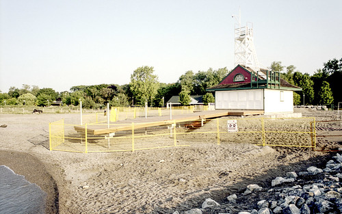 Leuty Beach Lifeguard Station Flood Protection Work | by Bill Smith1