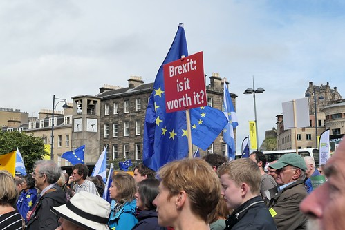 People's Vote March, Edinburgh | by marsupium photography