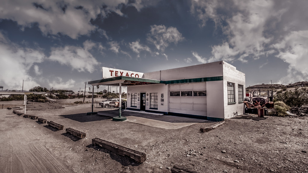 Take Me To The Gas Station Love Casinos Indian Reservati Flickr