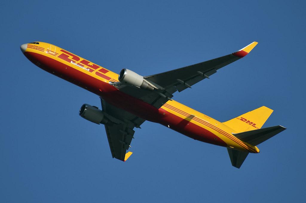 Kalitta Air (DHL) Boeing 767-304(ER)(BDSF)(WL) | Pretty impr