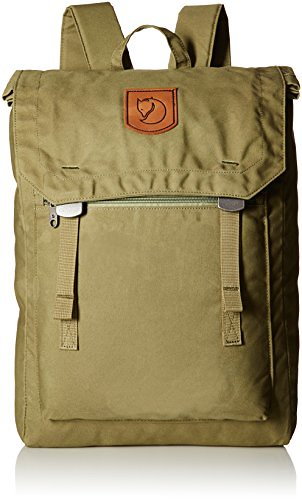 Fjallraven Foldsack No. 1 Daypack, Green Review | by treadmillusa