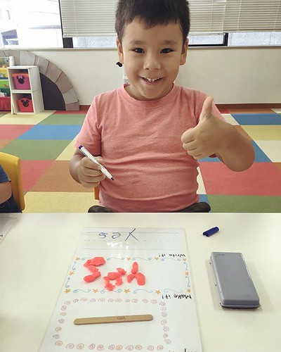 Today was another day of positive and creative learning. 😁✨ #daycare #preschool #kindergarten #tokyo #sightwords #shibakoen #東京 #幼稚園 #保育園 #英語育児 | by Star Kids International Preschool