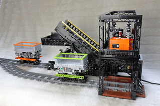 Pimped Akiyuki Train Loader | by Berthil van Beek
