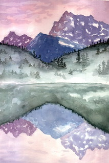 watercolor25-mountain | by salazar62