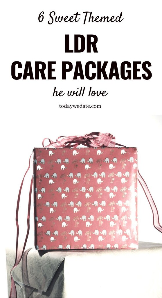 cute care packages for your boyfriend