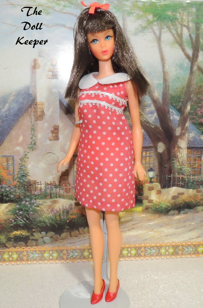 1967 Vintage Mod Tnt Chocolate Bon Bon Barbie Barbie Is We Flickr
