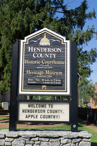 Henderson County Heritage Museum-001 | by RandomConnections