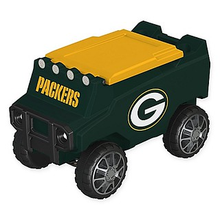Green Bay Packer Remote Control Cooler | by Wisconsin Manufacturers & Commerce