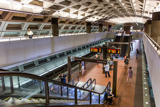 Farragut North Waiting Game | by Beau Finley