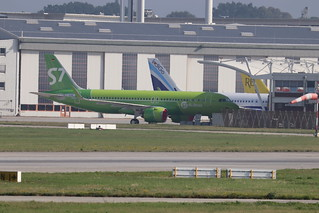 A320neo S7 - Siberia Airlines VQ-BRB | by XFW-Spotter