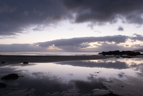 Cappagh Beach reflections | by bizboz