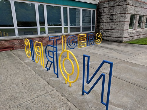 new school bike racks | by Dogtrax