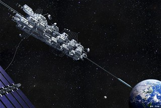 Space elevator the first test in space from Japan | by ventonero2002