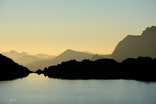 Morgens am Lac d´Arrius | by Caora