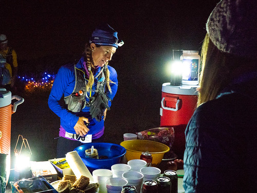 Wasatch Front 100 Aid Station | by strayfoto