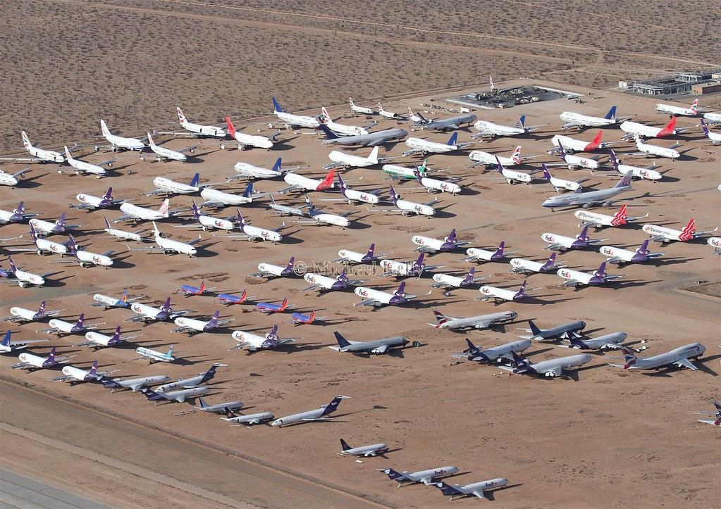 Victorville Aircraft Storage Pictures Dandk Organizer