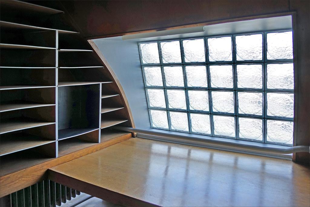 Le bureau de le corbusier paris le bureau de le corbusieu2026 flickr