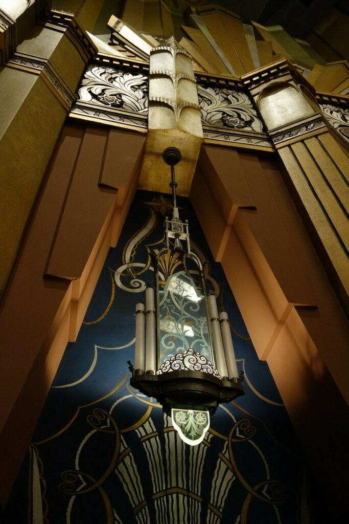 Light Fixture Fox Theater Spokane Wa Perchlibrarian Flickr