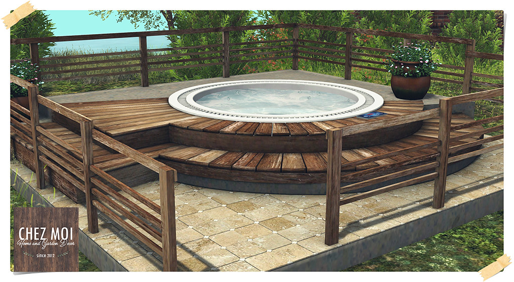 Genial ... Jacuzzi Patio CHEZ MOI | By NEW CHEZ MOI FURNITURES