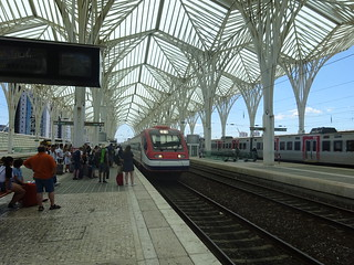 Lisboa Oriente train station | by Zugführer